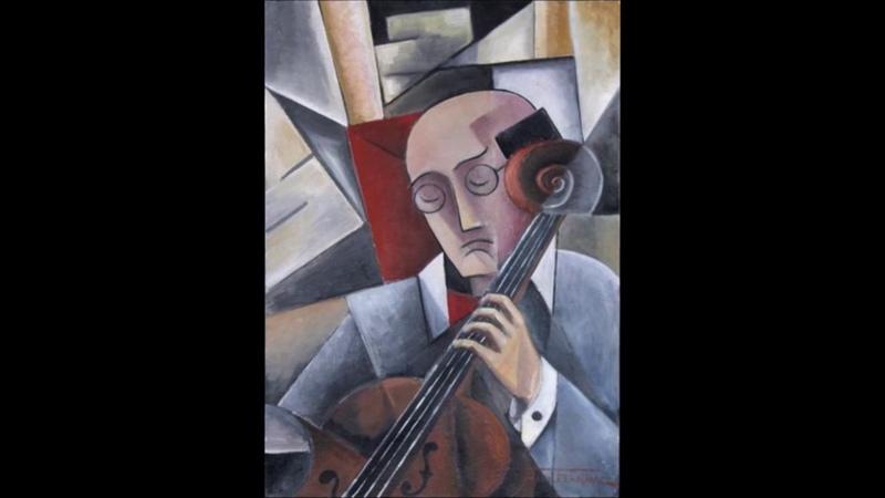 J S Bach The six cello suites Pablo Casals 1936 39