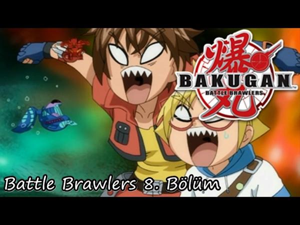 Bakugan Battle Brawlers 8. Bölüm - Kızlar Sadece Eğlenmek İster