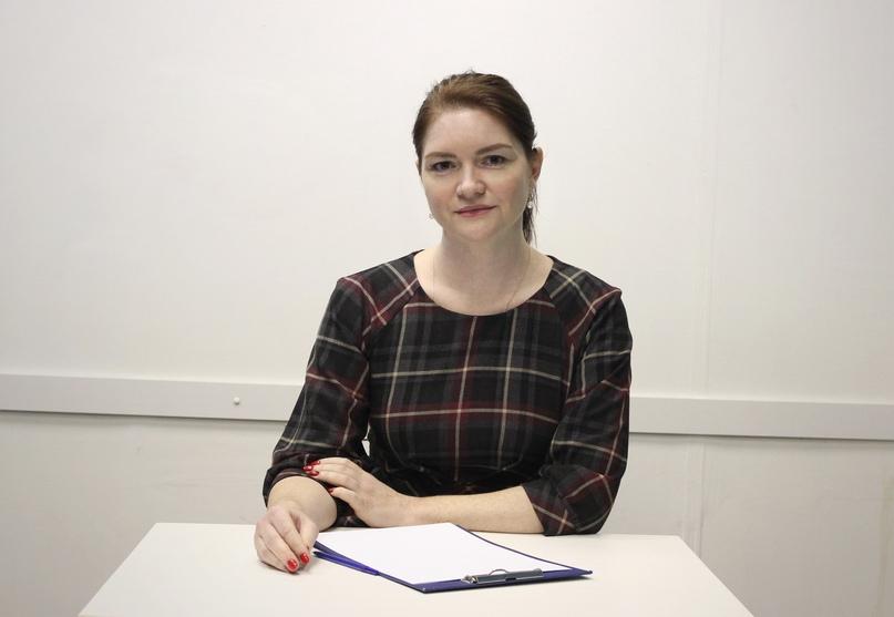 Гончарова Анастасия — врач-психиатр, психотерапевт