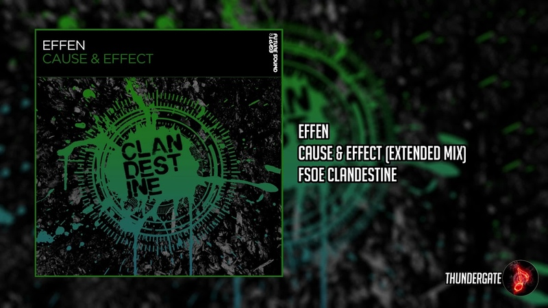 Effen Cause Effect Extended Mix