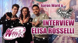 Winx Club Interview With Elisa Rosselli