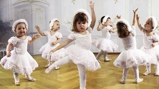 Try Not To Laugh - Funniest Kids Ballet Dancer Fails || Funny Vines Compilation
