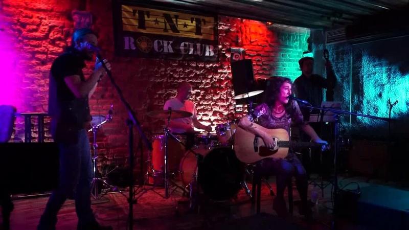Тамара Зарицкая Big Daddy blues.TNT rock club. Minsk. 10.10.2018.