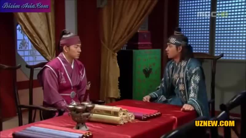 Jumong Afsonasi 41 Qism Uzbek tilida HD.mp4