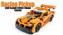 Tutorial for Racing Pickup LEGO Technic 42093 C Model