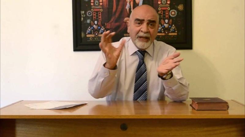 18. José María Herrou Aragón habla sobre drogas y ladrones en la Biblia