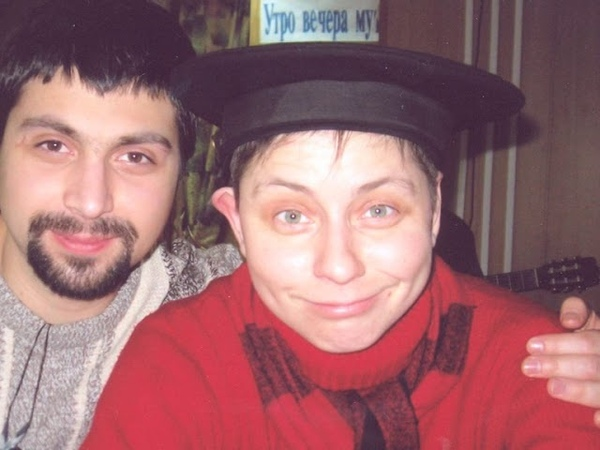 Литературная гостиная Встреча с Юлией Лисичкиной 2008 ч 1
