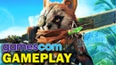 Biomutant Gameplay Gamescom 2019 PS4 XBOX One PC OPEN WORLD RPG Game