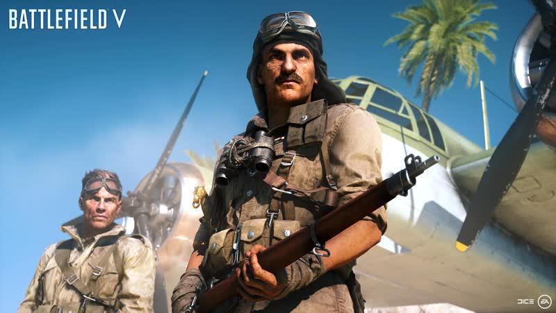 Battlefield V Элитные бойцы - Норман Кингсли