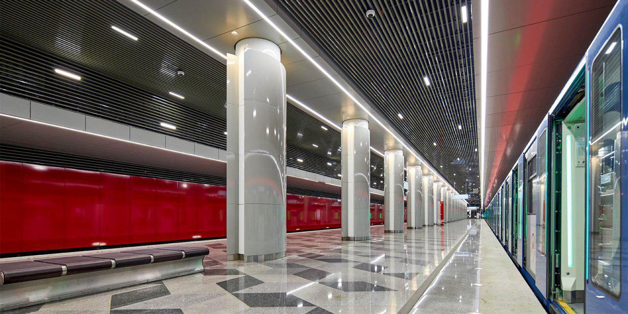 Информацию о станции метро «Некрасовка» внесли в Единый государственный реестр недвижимости