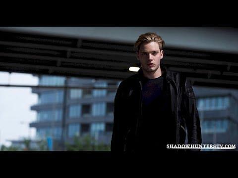 Jace Wayland Born Ready 2x11 Shadowhunters
