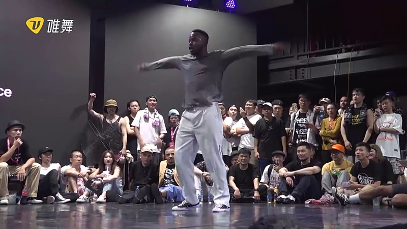 Poppin C vs Prince at dance vision vol 7 (top 8)