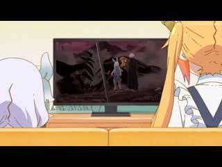 kobayashi-san chi no maid dragon, arifureta shokugyou de sekai saikyou