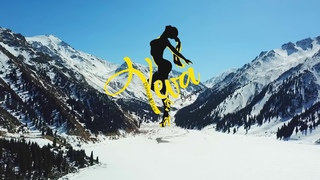 Dancing in the snow | Yeva Shiyanova | Acrobatic HighHeels Choreo | Fleetwood Mac - The chain