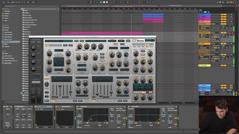 8 Refining the Melodic Elements FaderPro In The Studio Rodg