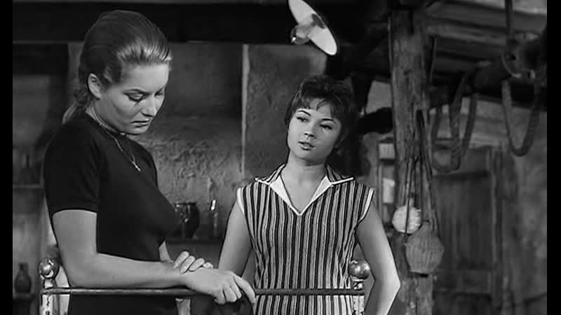 Белинда Ли в фильме Такое желанное тело Драма Франция 1958