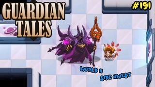 Guardian Tales. The Invaders ' Lab / Лаборатория захватчиков. World 11. Side Qwest... #191