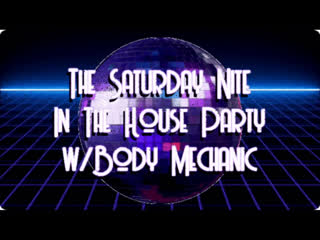 Saturday Nite In The House Party #Donate
