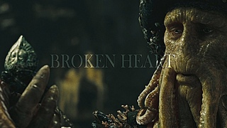 (POTC) Davy Jones | Broken Heart (for Joseph Aknar)