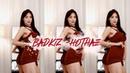 끈이 아슬아슬한 빨간 원피스 BADKIZ HotHAE l BJ BOBO Sexy Dance l