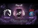 [FINAL] Team Liquid vs PSG.LGD   Game 2   The International 2019