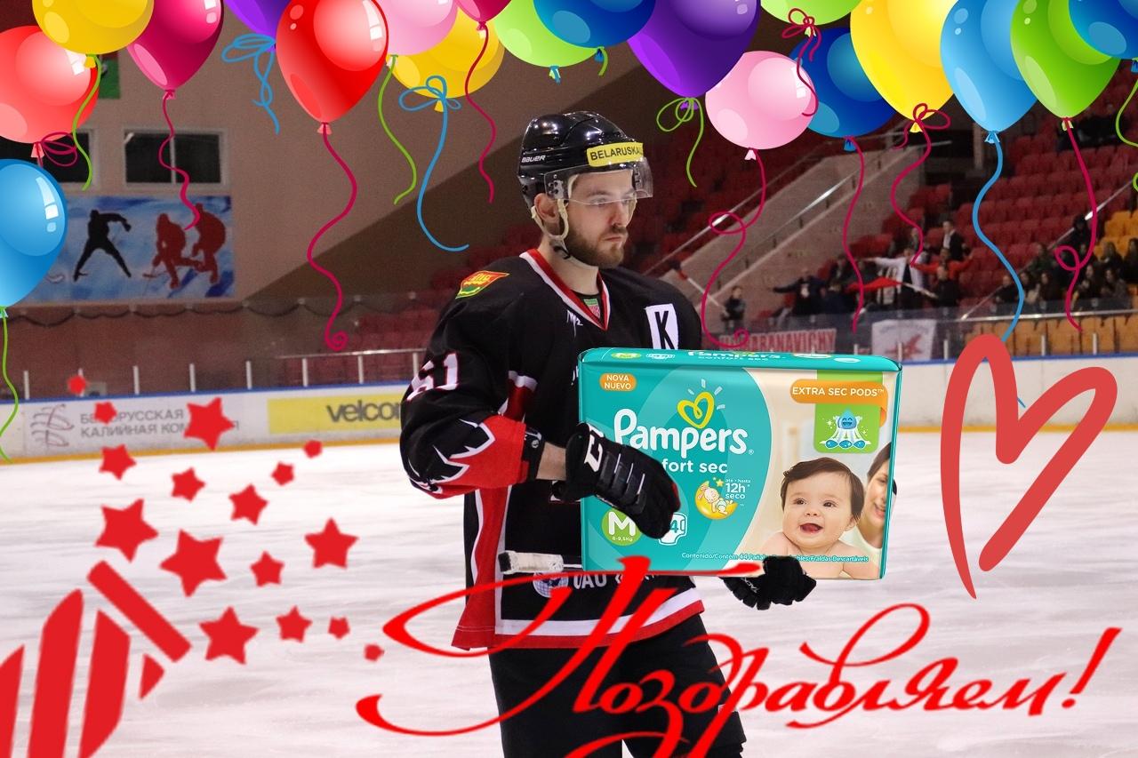 Виктор Артюшенко. Фотоколлаж: страница «Хоккейный клуб «Авиатор» во «ВКонтакте»