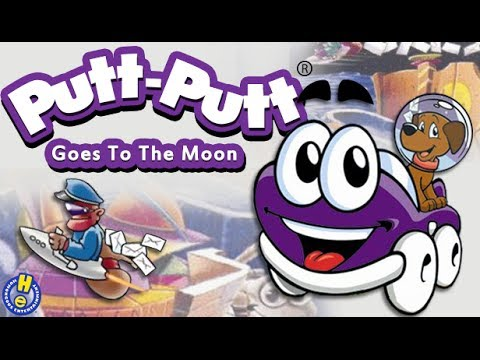 Putt-Putt Goes to the Moon - Night Dive Studios Trailer