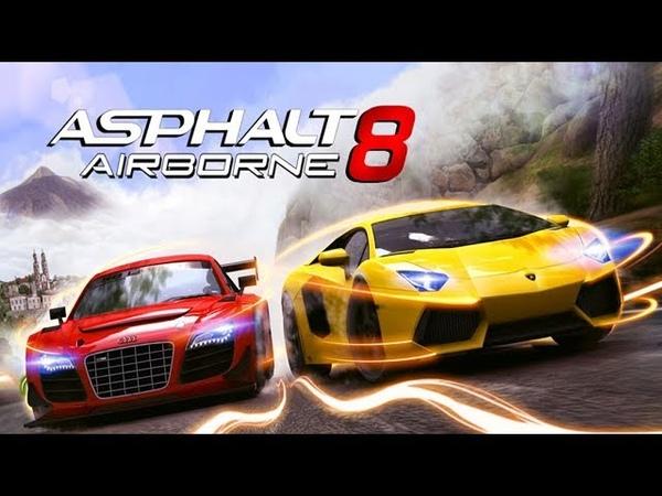 Multiplayernya PALING Seru - Asphalt 8: Airborne