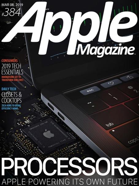 Book cover 2019-03-09 Techlife News