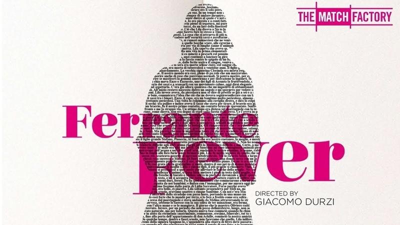 Видео FERRANTE FEVER by Giacomo Durzi (Official International Trailer) смотреть онлайн