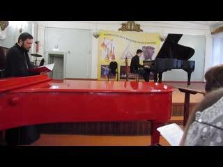 S. Rachmaninov : Prelude op. 23 no. 5 in g minor