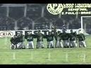 Palmeiras (5)3x2(4) Corinthians - Copa Libertadores 2000 - Gols e Pênaltis