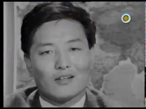 Chögyal Namkhai Norbu speaks on Italian national TV, 1968