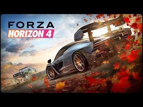 Forza Horizon 4 Демоверсия GTX970