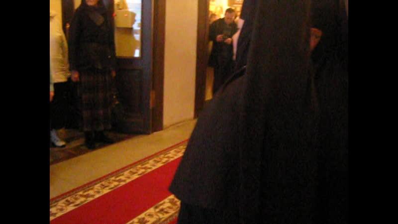 MVI 8369 100 летие со дня блаженной кончины игумении таисии Солоповой