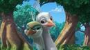 Маугли - Книга джунглей - Павлин Паво –развивающий мультфильм для детей