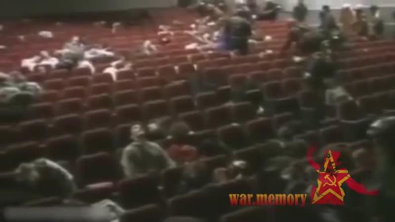 57 часов ада..16 лет назад, 26 октября 2002 года, в 5.10 утра спецподразделения начали штурм захваченного боевиками Театрального