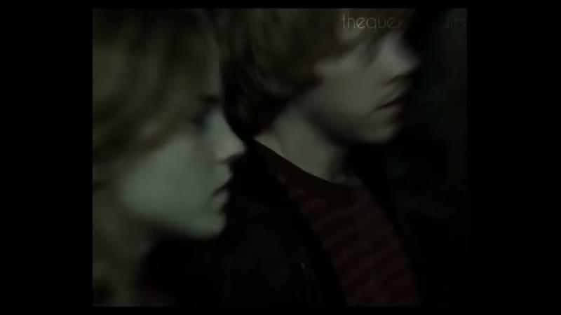 Ron hermione – slytherin [harry potter vineedit]