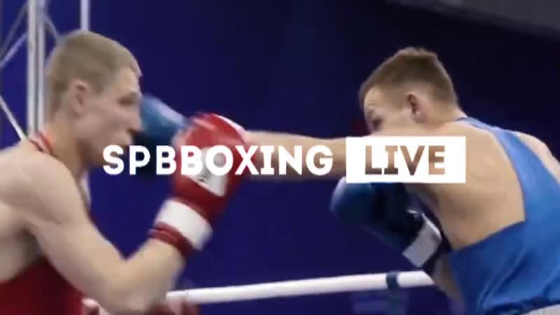 Андрей Замковой Россия Пэт Маккормак Англия Финал Чемпионата Мира по боксу 2019