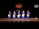 Troupe Kif-Kif Bledi en Russie : Chaabi marocain Jbaliya @Atlas Folk Festival (Moscou)