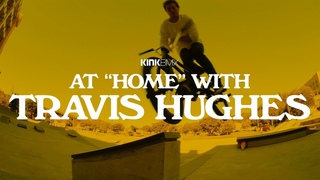 """At """"Home"""" in ATX with Travis Hughes! - Kink BMX"""
