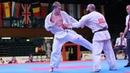Andrei Luzin vs. Alejandro Navarro. 33rd EC IKO   Final -90kg