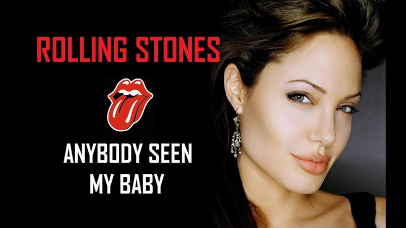 Rolling Stones - Anybody Seen My Baby - Angelina Jolie