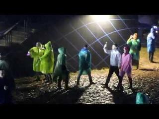 Ночные гуляния в грязи под Prodigy Alfa Future People 2019