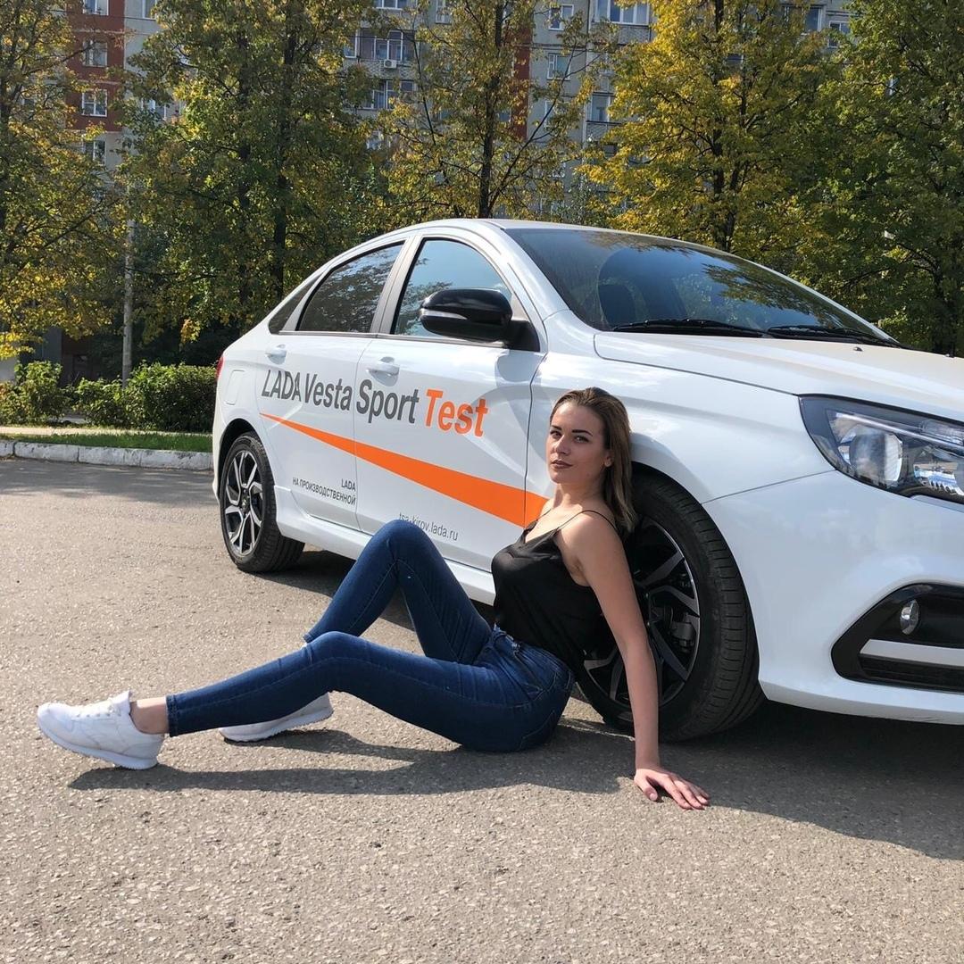 Тест-драйв LADA Vesta Sport!