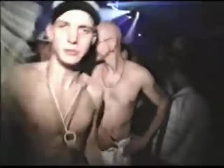 Rave party 1997