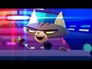 F.A.S.T. ⚡ Episode 14 ⚡ A Dangerous Passenger 🐱 Moolt Kids Toons Happy Bear