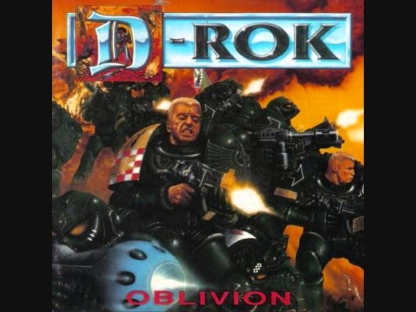 D-Rok - Welcome to my world