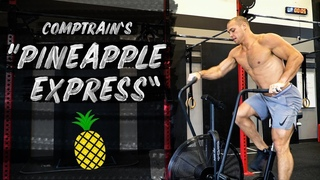 """CompTrain workout """"Pineapple Express"""" - Cole Sager Workout of the Day"""