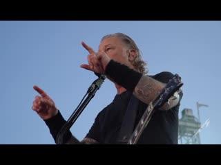 Metallica here comes revenge (hämeenlinna, finland july 16, 2019)